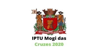 IPTU Mogi das Cruzes 2020