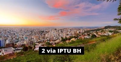 2 via IPTU BH