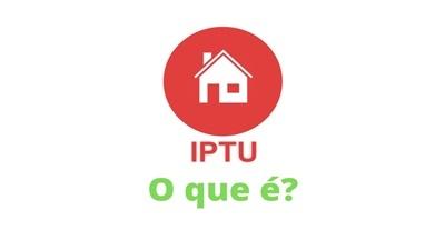 IPTU o que é