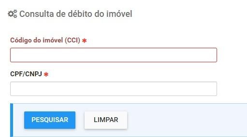 Prefeitura de Aparecida de Goiania IPTU