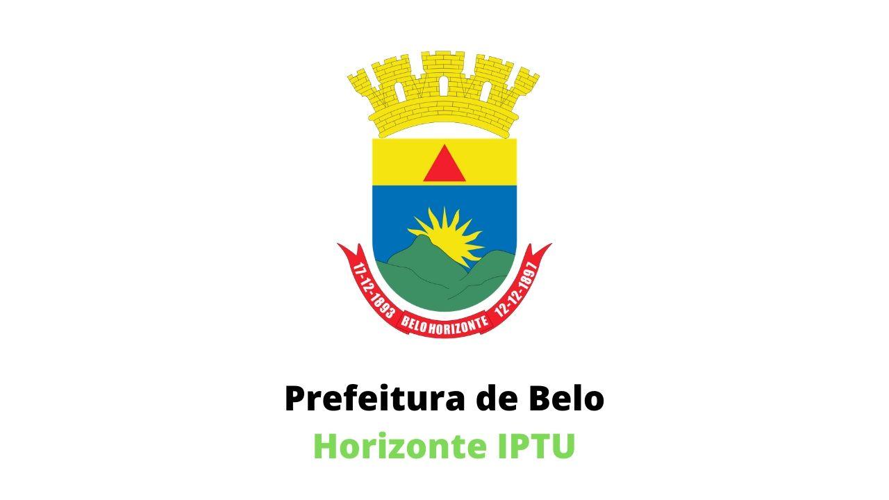 Prefeitura de Belo Horizonte IPTU