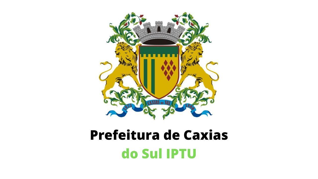 Prefeitura de Caxias do Sul IPTU