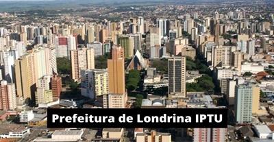 Prefeitura de Londrina IPTU