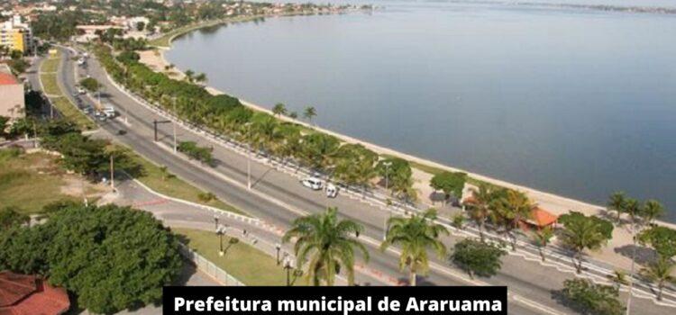 Prefeitura municipal de Araruama