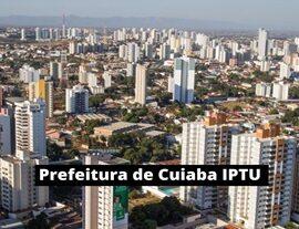 Prefeitura de Cuiaba IPTU